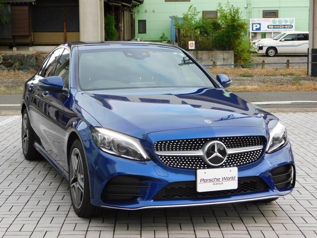 メルセデス・ベンツ Cクラス C220dアバンギャルド AMGライン ディーラー新車保証付