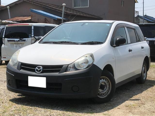 ファミリアバン(マツダ) DX 中古車画像