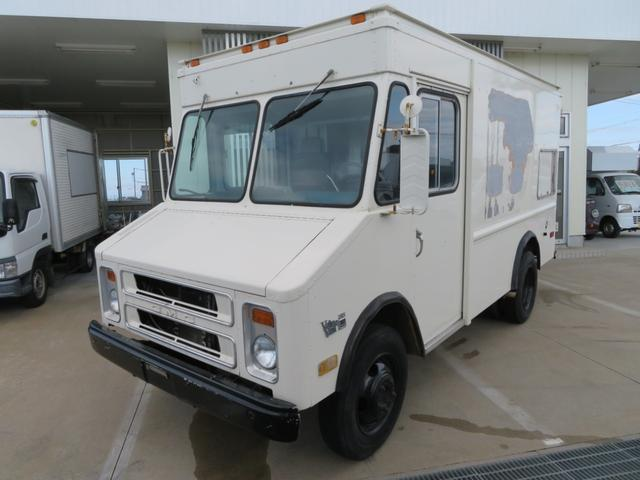 GMC グラマンP20キッチンカー