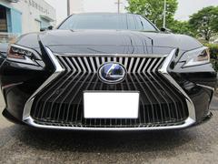ESES300h バージョンL ワンオーナー車 SR 黒革S