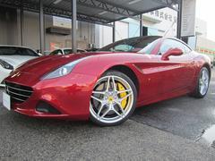 フェラーリ カリフォルニアT正規D車 スペシャルカラー 新車取説 保証書 スペアキー有り