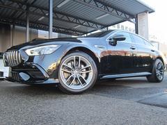 メルセデスAMG GT 4ドアクーペ43AMG 4マチック+ 未使用車 即納車可能 サンルーフ