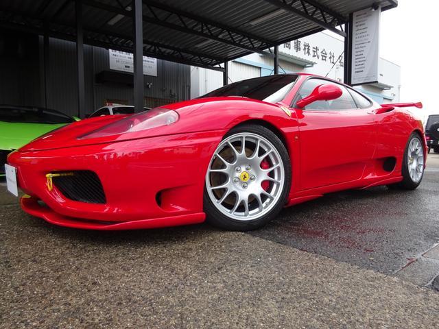 フェラーリ モデナF1 D車 クラッチ交換済83% タイベル交換済