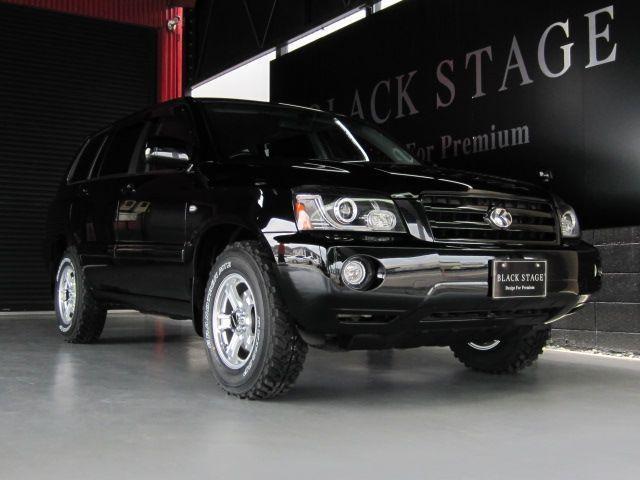トヨタ BEASTマッドスタイリング weds16AW 4WD