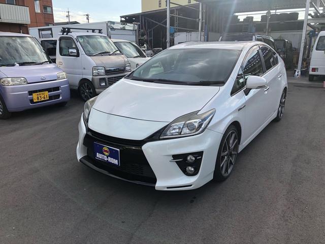 トヨタ Sツーリングセレクション・G's タイヤ新品 ガラスコート済