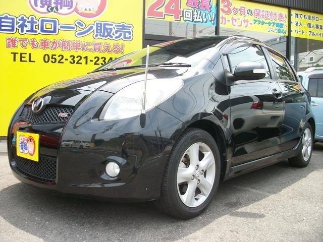 トヨタ RS HDDナビ キーレス ETC