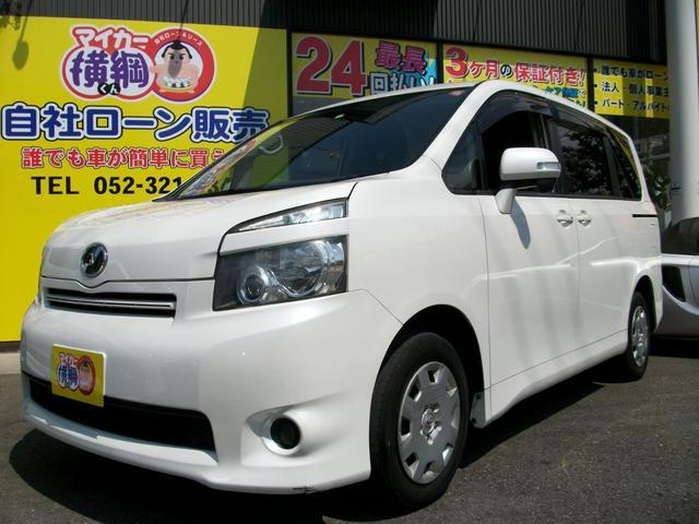 トヨタ X Lエディション フリップダウンモニター ナビ Pスタート