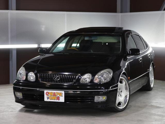 トヨタ S300 生誕10周年記念特別仕様車/社外アルミ/車高調