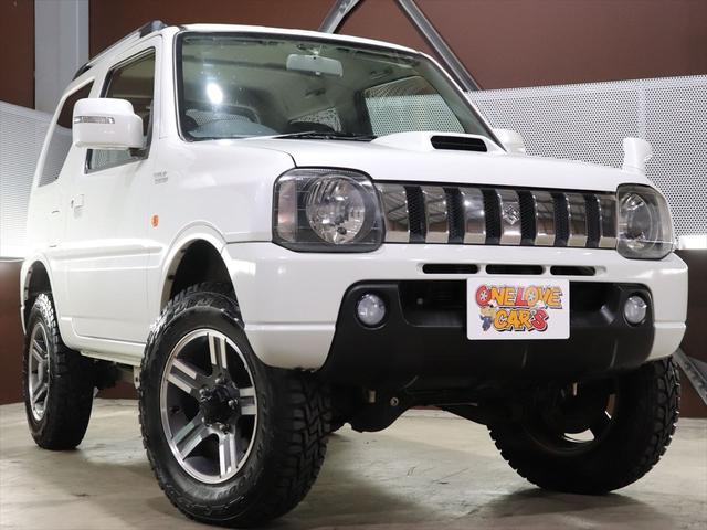 スズキ ワイルドウインド 4WD 2インチアップ/オープンカントリー