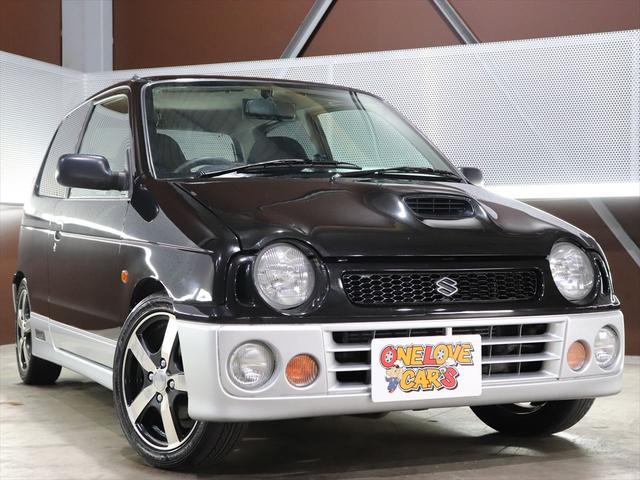 スズキ RS/Z 車高調/タワーバー/マフラー/追加メータ