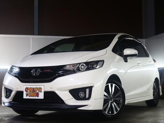 ホンダ RS 無限エアロ/社外サス・マフラー/ナビ