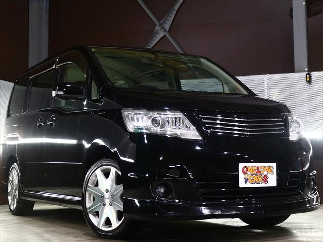 日産 20S 4WD 社外アルミ/ナビ/地デジ/バックモニター