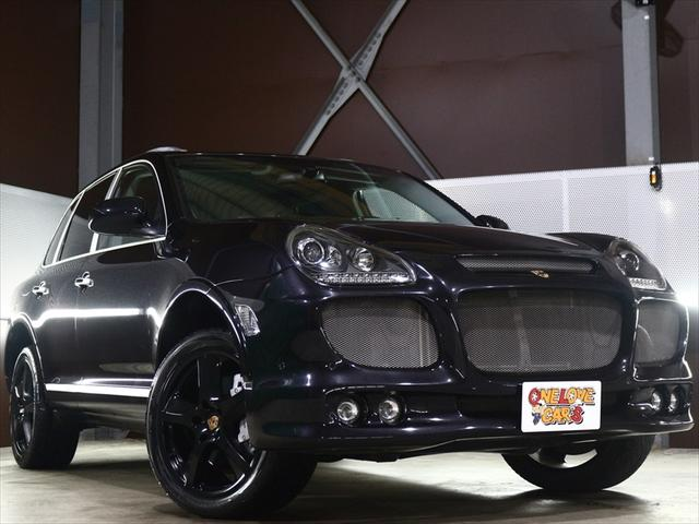 ポルシェ S 4WD 社外ナビ/バックカメラ/サンルーフ