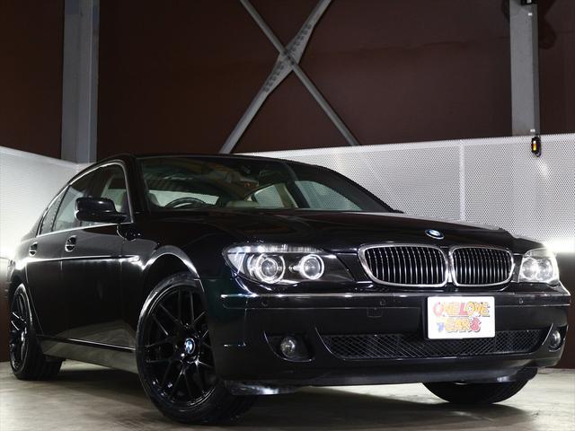 BMW 740i 新品19アルミ/新品タイヤ/サンルーフ