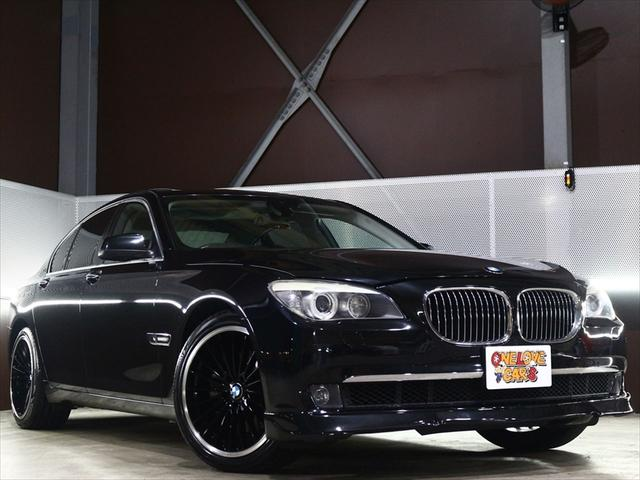 BMW 7シリーズ 740i 新品20アルミ/新品タイヤ/サンルーフ