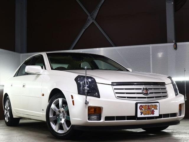 「キャデラック」「キャデラック CTS」「セダン」「愛知県」の中古車