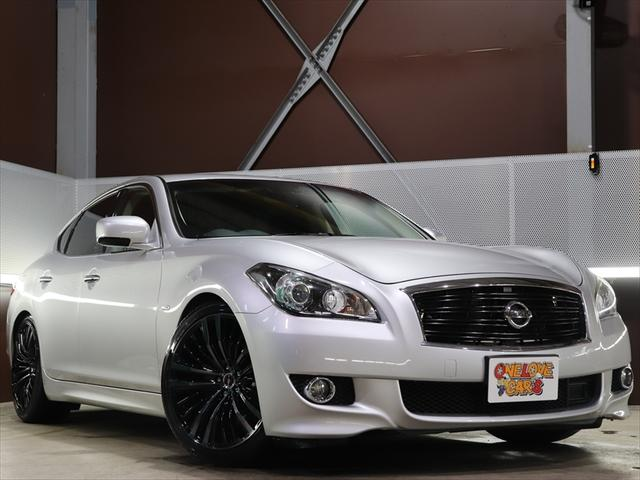 Photo of NISSAN FUGA 370GT TYPE S / used NISSAN