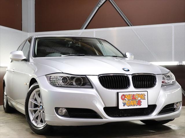 BMW 3シリーズ 320i純正ナビ/ETC/CD