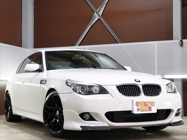 BMW 5シリーズ 525i Mスポーツパッケージ 新品19アルミ/新品タイヤ