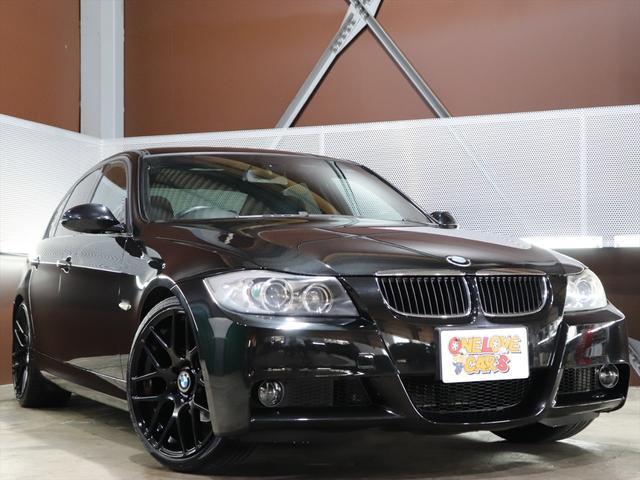 BMW 3シリーズ 320i Mスポーツパッケージ 新品19アルミ/新品タイヤ/HDDナビ