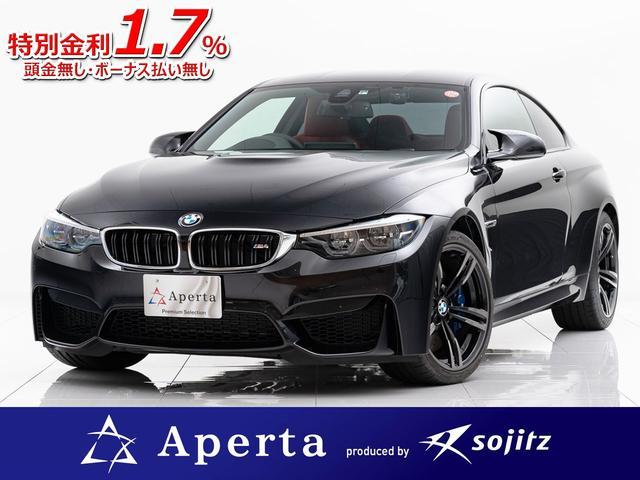 BMW BMW M4H31新車ハーマンサウンドカーボンルーフ赤革
