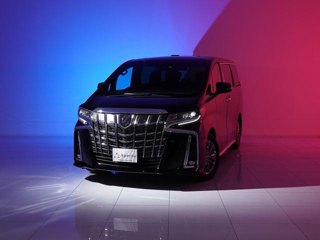 トヨタ 3.5エグゼクティブラウンジS新車 革ナビサンルーフ電動ドア