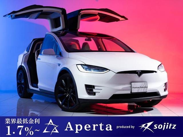 モデルX(テスラ) 100D 中古車画像
