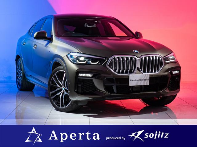X6(BMW) xDrive 35d Mスポーツ 中古車画像