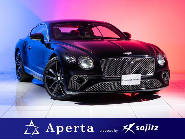ベントレー GT NEWモデル マリナードライビングスペック ツーリングスペック ムードライティングスペック Fシートコンフォート Bang&Olfsenサウンド シティスペック ブライトクロムロワーバンパー 保証付