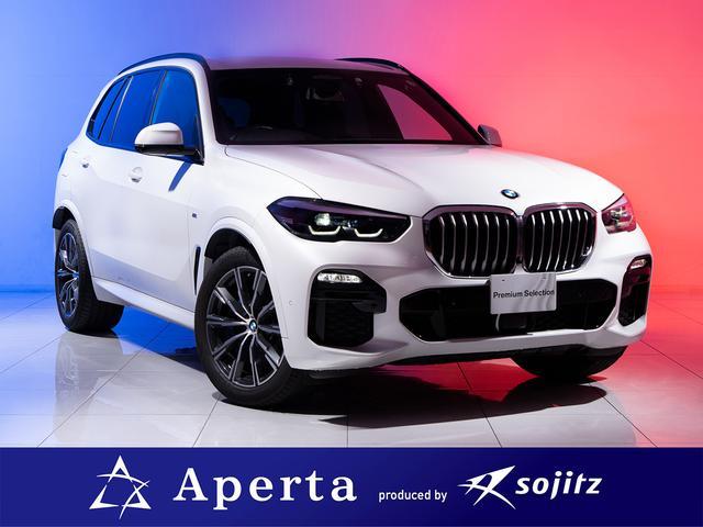 BMW X5 xDrive 35d Mスポーツ 陸送費無料 リアスモーク施行済 アダプティブMサスペンション Mスポーツブレーキ ナビ360度カメラETC 純正20インチAW アダプティブLEDヘッドライト ヘッドアップディスプレイ シートヒーター