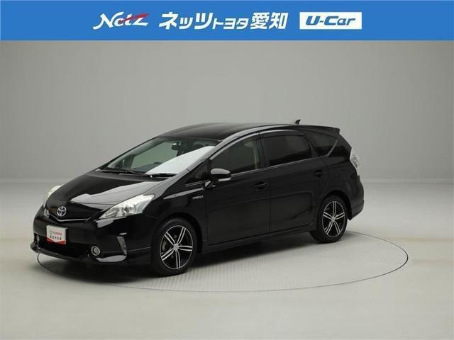 トヨタ S メモリーナビ フルセグ CD スマートキ- 社外アルミ