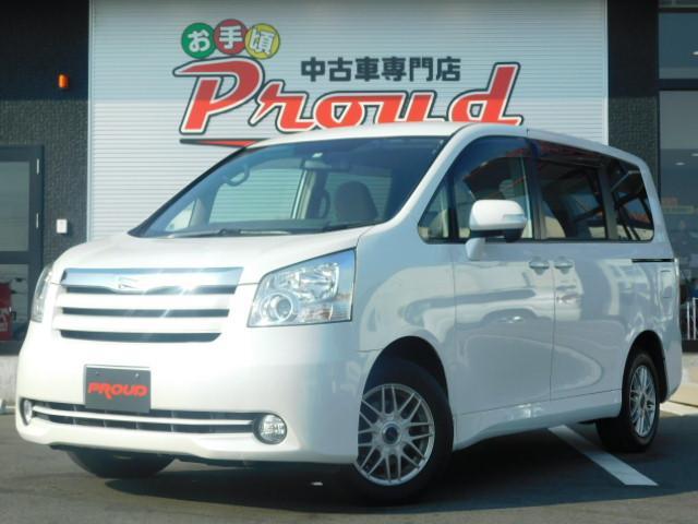 トヨタ ノア X 1年保証付/Bカメラ/社外アルミ/ETC