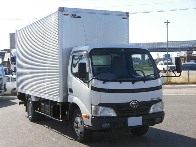トヨタ ロング ハイキャブロング3トン積パネルバン・オートターンPG付