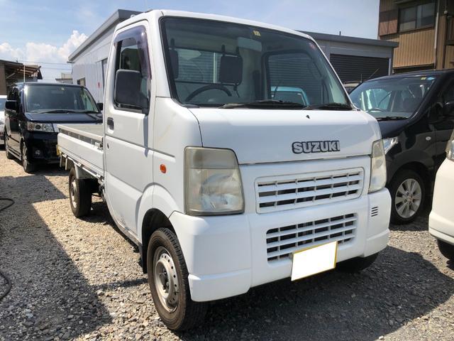 「スズキ」「キャリイトラック」「トラック」「愛知県」の中古車