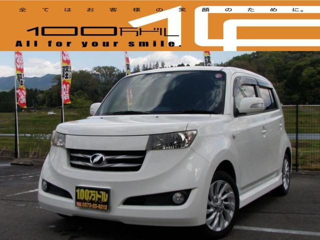 トヨタ Z Qバージョン 社外ナビ ETC車載器