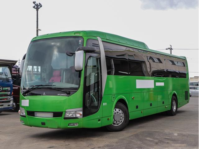 三菱ふそう  43人乗り ハイデッカー 観光バス