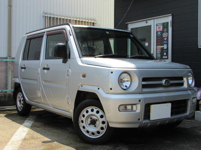 ダイハツ G 4WD キーレス CDデッキ ベンコラ