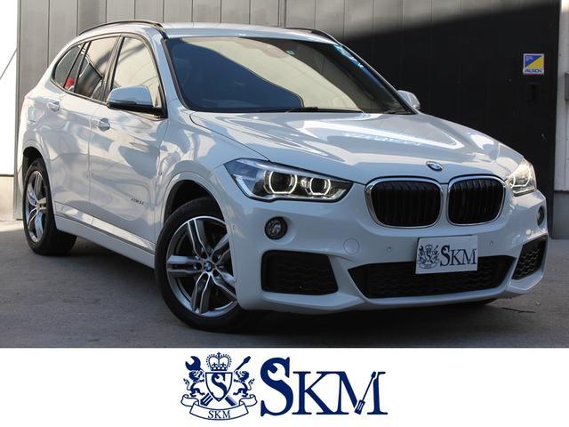 BMW xDrive 18d Mスポーツ 1オーナー車 コンフォートアクセス インテリジェントセーフティ 電動バックドア ルームミラー型 ETC LEDヘッドライト ドライブレコーダー ルーフレール 純正ナビ バックモニター フォグライト
