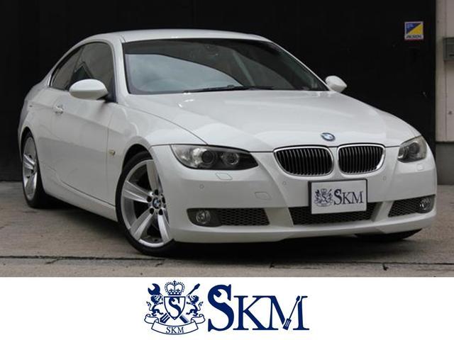 BMW 3シリーズ 335i 赤革シート シートヒーター HDDナビ DVD再生 スマートキー HIDヘッドライト ETC クルーズコントロール パワーシート