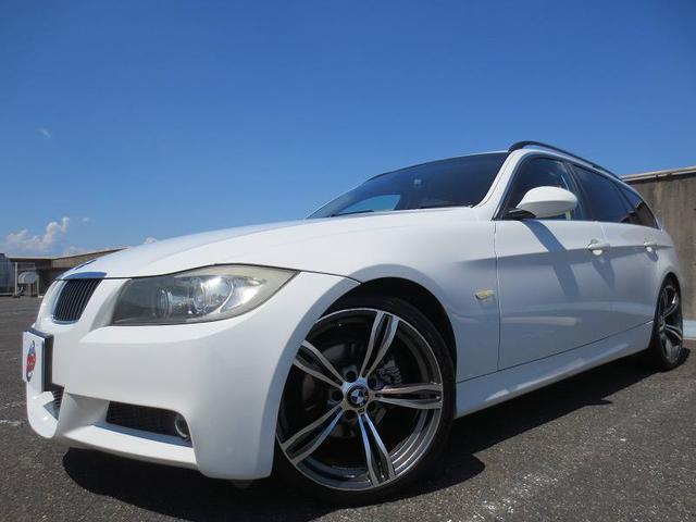 BMW 325iツーリング ハイラインパッケージ  シートヒーター