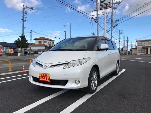トヨタ G ナビ・TV・両側パワスラ・ETC・後席モニター