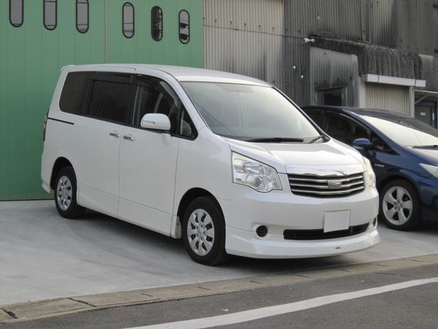 トヨタ X スマートエディション 4WD 7人乗 モデリスタエアロ