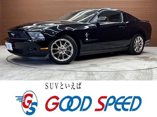 フォード V6 プレミアム 茶革 Pシート クルコン HID AW