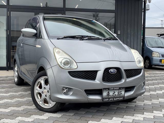 スバル R 社外オーディオ 車検令和2年3月 キーレス