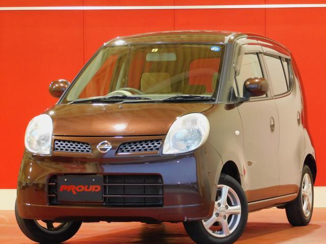 日産 モコ E 1年保証 スマートキー 社外アルミ ベンチシート 電格ミラー タイミングチェーン 純正オーディオ 禁煙車 修復歴なし