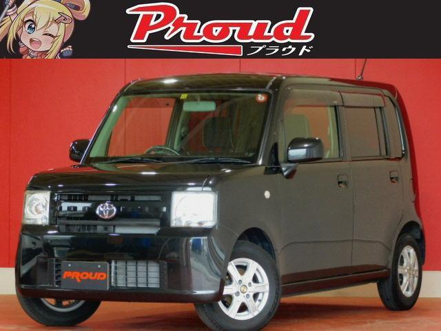 トヨタ X 1年保証 スマートキー 社外アルミ オートエアコン 純正オーディオ 電格ミラー ベンチシート タイミングチェーン