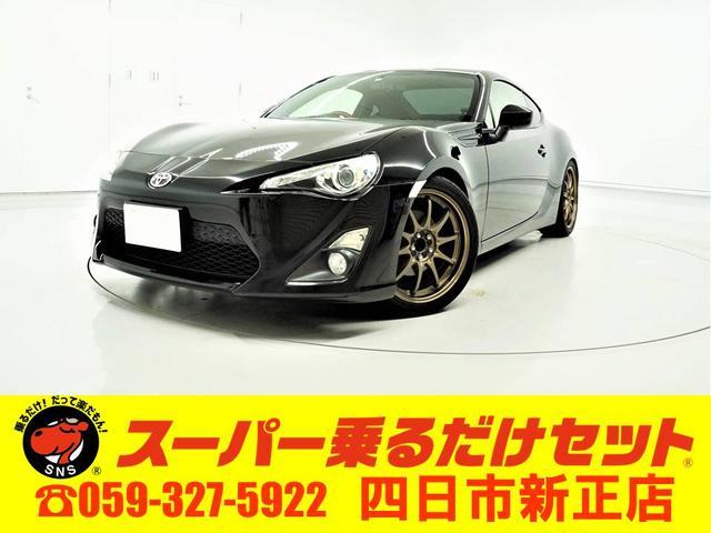 トヨタ GT 社外テール 18インチアルミ ナビ Bluetooth