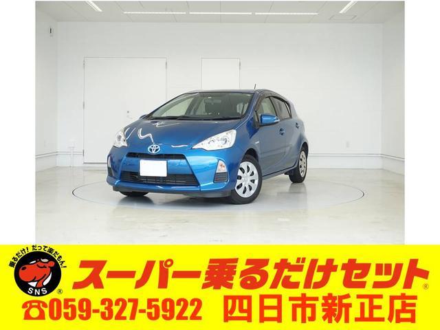 トヨタ S スマートキー 純正SDナビ バックカメラ