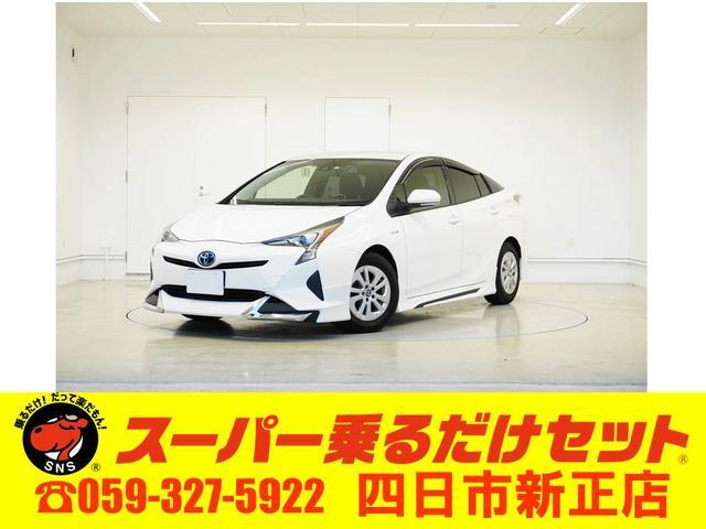 トヨタ S エアロ セーフティセンス 社外SDナビ