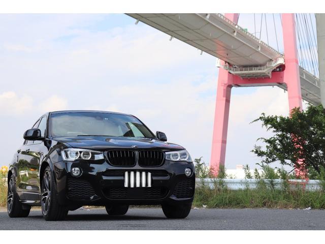 BMW 35i Mスポーツ 車高調 オプションホイル ブラックアウト
